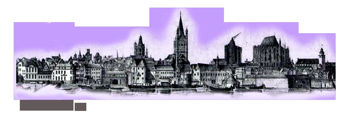 Köln um 1809